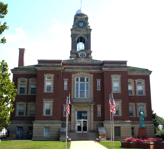 Leon Courthouse